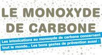 Le froid arrive, attention aux intoxications au monoxyde de carbone