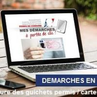 Démarches - Téléprocédures : fermeture définitive des guichets cartes grises et permis de conduire