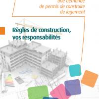 """Guide """"règles de construction, vos responsabilités"""""""