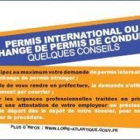 Démarches - Permis internationaux et échanges de permis étrangers : comment faire ?