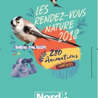 Les rendez-vous nature 2018