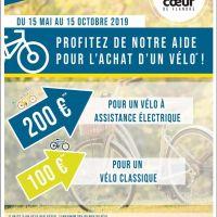 Une aide pour l'achat d'un vélo