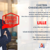 Casting : chasseurs d'appart'
