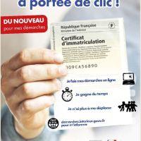 Demandes de Certificat d'Immatriculation