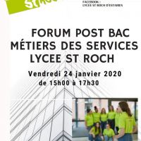 Forum Post Bach Lycée St Roch Estaires
