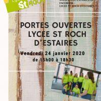 Portes ouvertes Lycée St Roch Estaires