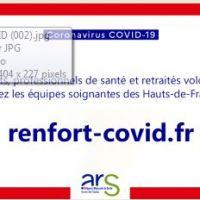 - Renfort COVID -