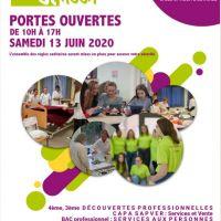Lycée St Roch : portes ouvertes