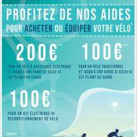 CCFI : aides pour acheter ou équiper votre vélo - dispositif 2021