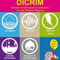 - DOSSIER D'INFORMATION COMMUNAL SUR LES RISQUES MAJEURS -
