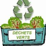 bennes déchets verts