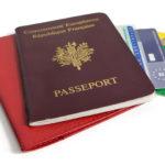 Passeport et pièces justificative d'identité