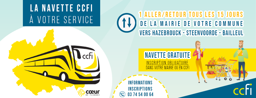 navettes CCFI