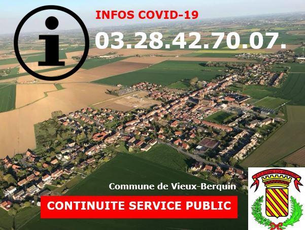 Continuité Service public