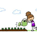 jardin école