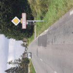 Entrée agglomération rue d'Estaires